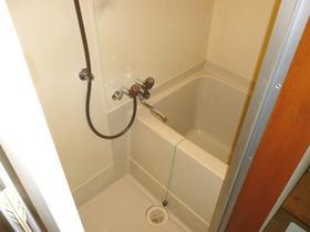 向後ハイム 202号室の風呂