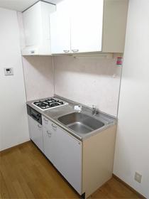 ベルメゾン自由が丘 0205号室のキッチン