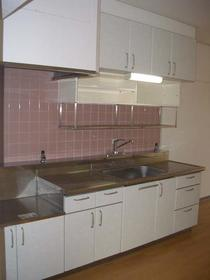藤廣ビル 401号室のキッチン