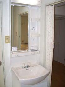 藤廣ビル 401号室の洗面所