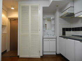 REVOX目黒 202号室のキッチン