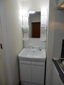 REVOX目黒 202号室の洗面所