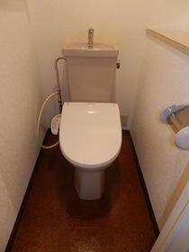 REVOX目黒 202号室のトイレ
