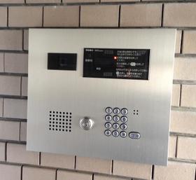 REVOX目黒 202号室のセキュリティ