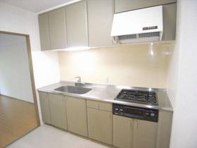 オークハウス 306号室のキッチン