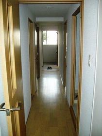 オークハウス 306号室の玄関