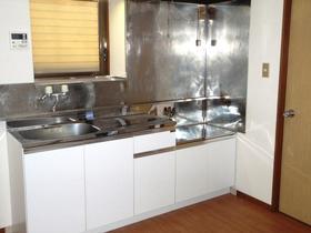 北与野ハイツ 205号室のキッチン
