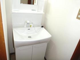 北与野ハイツ 205号室の洗面所
