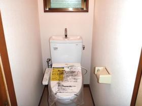 北与野ハイツ 205号室のトイレ