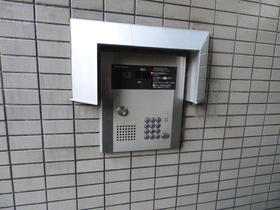 サンルミナスA 401号室のセキュリティ