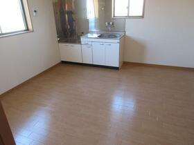 コーポ橘 205号室のキッチン