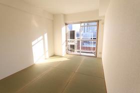 プライムアーバン武蔵小杉comodo 407号室のベッドルーム