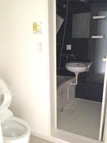 Kewel用賀I 105号室の風呂