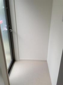 Kewel用賀I 105号室の玄関