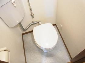 アーヴィカーネ 203号室のトイレ