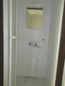 テラス京成高砂 204号室の風呂