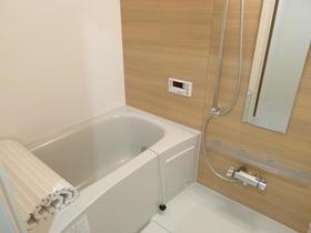 サントリーニ目黒 102号室の風呂