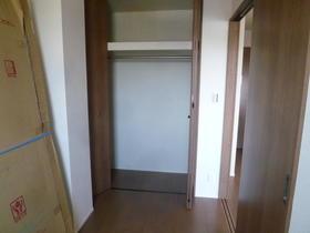 サントリーニ目黒 102号室の収納