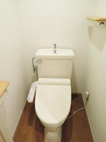 NICハイム中目黒 00904号室のトイレ