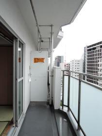 NICハイム中目黒 00904号室のバルコニー