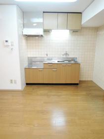 NICハイム中目黒 00904号室のキッチン