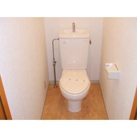 マイキャッスル中目黒Ⅲ 0305号室のトイレ
