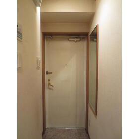 マイキャッスル中目黒Ⅲ 0305号室の玄関