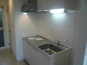 ISOフラット 102号室のキッチン