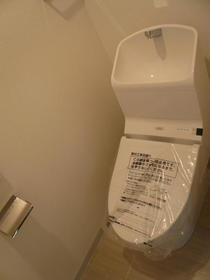 ISOフラット 102号室のトイレ