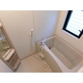 パークハイム深沢 302号室の風呂