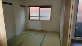 ユーティ玉川 303号室のベッドルーム