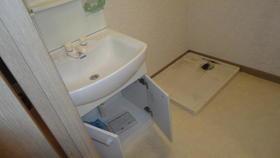 ユーティ玉川 303号室の洗面所