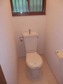 MIハイツ 105号室のトイレ