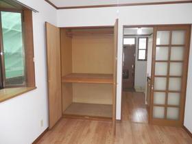 MIハイツ 105号室の収納