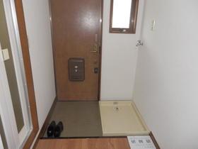 MIハイツ 105号室の玄関