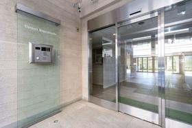 プライムアーバン学芸大学パークフロント 104号室のエントランス