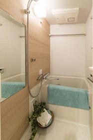 プライムアーバン学芸大学パークフロント 104号室の風呂