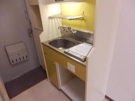 ハイタウン駒沢公園No.2 210号室のキッチン
