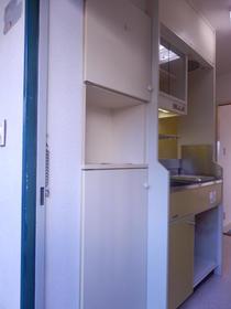 ハイタウン駒沢公園No.2 210号室の収納