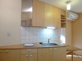 メゾンエヴァンタイユ 101号室のキッチン