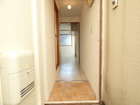 メゾン・ド・モンターニュ 0507号室のバルコニー