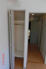 ロワール島津山南 502号室の収納