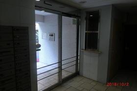 ロワール島津山南 502号室のエントランス