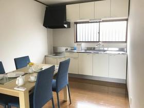 メゾンドロージェ Ⅰ 101号室のキッチン