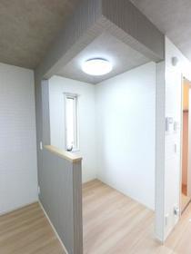 マロニエジャルダン B 106号室の居室