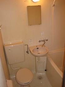 オーシャンヒルズ東山 101号室の風呂