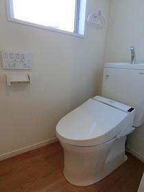 上馬マンション 913号室のトイレ