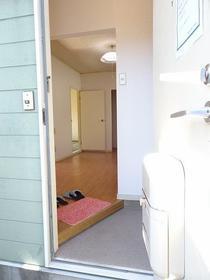 エムハイツ鈴谷III 101号室の玄関