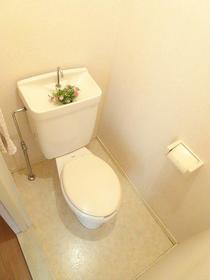 エムハイツ鈴谷III 101号室のトイレ