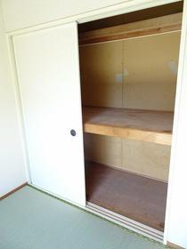 エムハイツ鈴谷III 101号室の収納